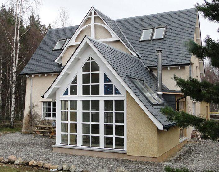 Glenfeshie House